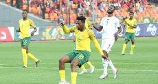 من مباراة جنوب إفريقيا وغانا
