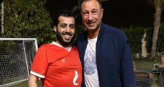 محمود الخطيب وتركي ال شيخ