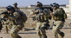 قوات أمن عراقية