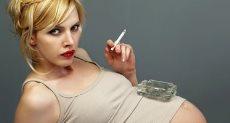 تدخين الحوامل