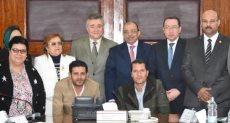 اجتماع وزارة التنمية المحلية