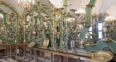 صورة لمقتنيات متحف دريسدن جرين فاولت فى ألمانيا