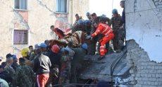 ضحايا زلزال - أرشيفية