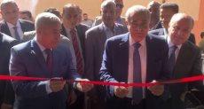 وزير التموين يفتتح هايبر ماركت بمنطقة دراو بمحافظة أسوان