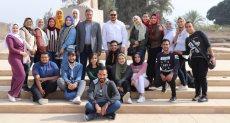 طلاب جامعة مصر