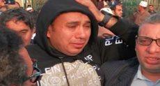 انهار المطرب محمود الليثي