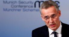 ينس ستولتنبرج أمين عام حلف الناتو