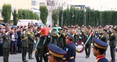 جنازة القيادى الفلسطينى أحمد عبد الرحمن.