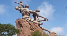 تمثال نهضة أفريقيا