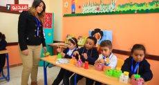 """المدرسة الدولية الرسمية الحكومية """"IPS"""" بأكتوبر"""