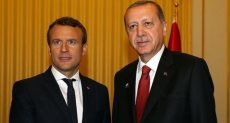 ماكرون وأردوغان