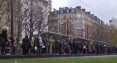 استمرار إضراب وسائل النقل العام بفرنسا