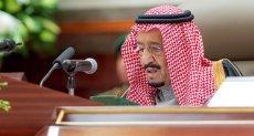 الملك سلمان خادم الخرمين الشريفين