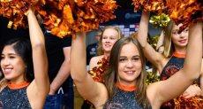 فتيات التشجيع يثرن الجدل في ألمانيا