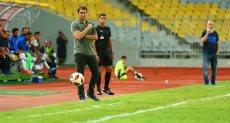 فايلر المدير الفني للفريق الاول لكرة القدم بالنادي الأهلي