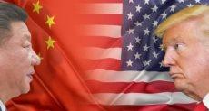 ترامب والرئيس الصينى