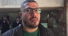 """تامر زين شقيق """" محمد"""" ضحية التذكرة"""