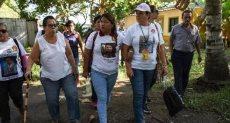 أهالى الضحايا بالمكسيك - أرشيفية