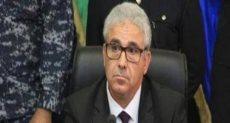فتحى باش أغا وزير الداخلية فى حكومة الوفاق