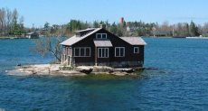 أصغر جزيرة فى العالم