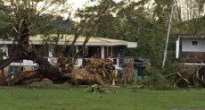 آثار إعصار الفلبين