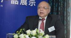 الدكتور مصطفى إبراهيم نائب رئيس لجنة تنمية العلاقات مع الصين بجمعية رجال الأعمال المصريين