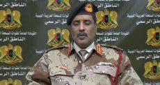 المتحدث باسم الجيش الليبى