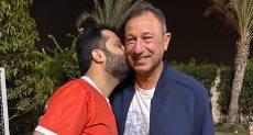 محمود الخطيب وتركي ال الشيخ