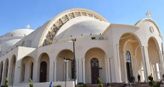 كاتدرائية ميلاد المسيح بالعاصمة الإدارية