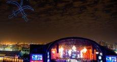 الاحتفال برأس السنة من موسم الرياض