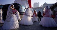 زفاف جماعى