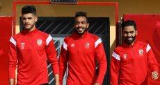 حسين الشحات وكهربا وأحمد الشيخ
