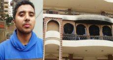 الشاهد محمد عبد الحميد أحد جيران الفنان