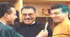 إيهاب توفيق ووالده