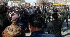 مظاهرات ايران