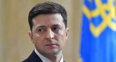 فلاديمير زيلينسكى رئيس أوكرانيا