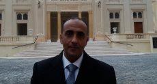 محمد متولى مدير إدار الآثار الاسلامية و المسيحية و اليهودية بالاسكندرية