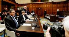 فريق محكمة العدل الدولية
