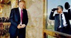باراك أوباما يتجسس على دونالد ترامب