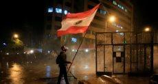 الاوضاع فى لبنان