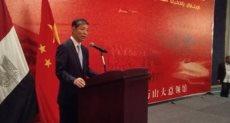 لياو ليتشيانج سفير الصين بالقاهرة