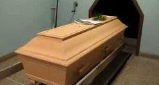 جثث المتوفين بفيروس كورونا