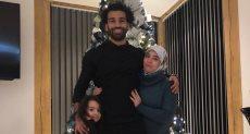 عائلة محمد صلاح