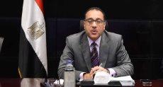 المهندس مصطفى مدبولى رئيس مجلس الوزراء