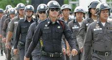 الشرطة فى تايلاند ـ صورة أرشيفية