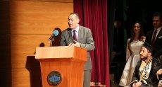 طلاب إعلام جامعة مصر للعلوم والتكنولوجيا