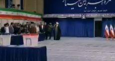 المرشد الأعلى الإيرانى آية الله على خامنئى