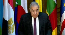 المستشار عادل عمر شريف نائب رئيس المحكمة الدستورية