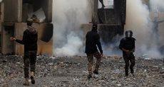 الإحتجاجات فى بغداد