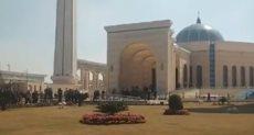 جنازة الرئيس الأسبق حسني مبارك من مسجد المشير